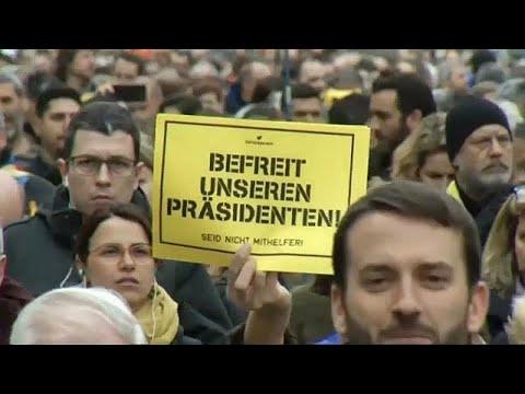 Proteste in Katalonien (Barcelona) eskalieren - droht ...