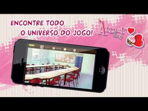 Amor Doce no seu smartphone e tablet!