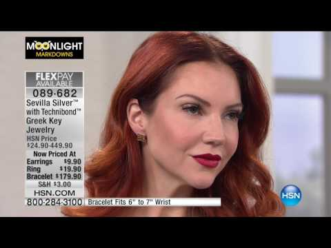 HSN | Moonlight Markdowns featuring Jewelry 06.05.2017 - 04 AM