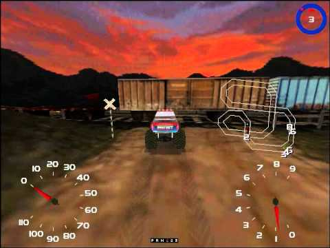 monster truck madness 2 pc download