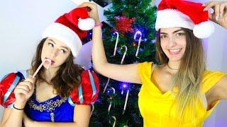 Disney Princess Christmas Party! by RCLBeauty101