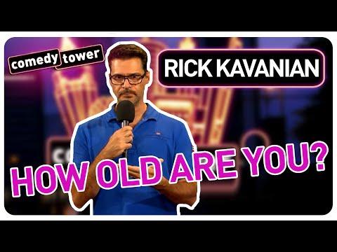 Rick Kavanian – am 14.09. in der Stadthalle