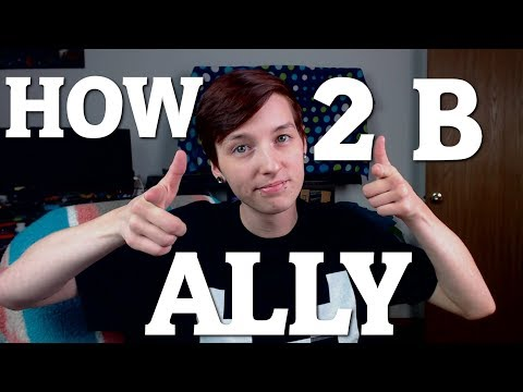 5 Ways To Be An Ally To Nonbinary Folx