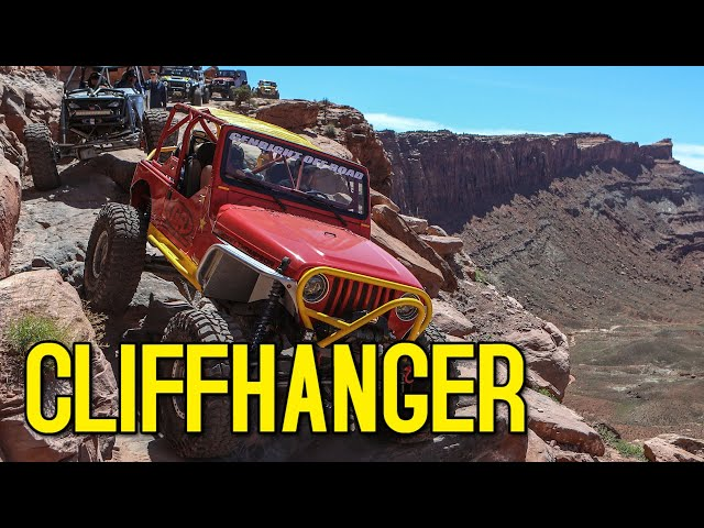 Cliffhanger 4×4 Trail – Rockstar Garage EJS19 Day 2
