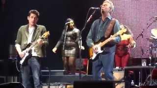Video Eric Clapton & John Mayer 70th Birthday Celebration: Pretending MP3, 3GP, MP4, WEBM, AVI, FLV Desember 2018