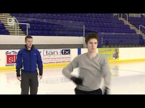Spinning on Ice - Arbeiten und Lernen im Sport und Fitness (3/8)