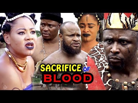 "New Movie Alert ""SACRIFICE OF BLOOD"" Season 1&2 - (Chinenye Ubah) 2019 Latest Nollywood Epic Movie"