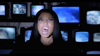 Nicki Minaj  She Came To Give To You Video verse (usher)