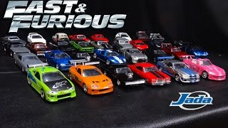 Nonton Fast   Furious Model Cars Collection   Jada Toys 1 32 Scale   March 2017 Film Subtitle Indonesia Streaming Movie Download