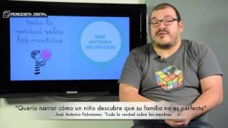 José Antonio Palomares, autor de 'Toda la verdad sobre las mentiras'. 23-1-2015