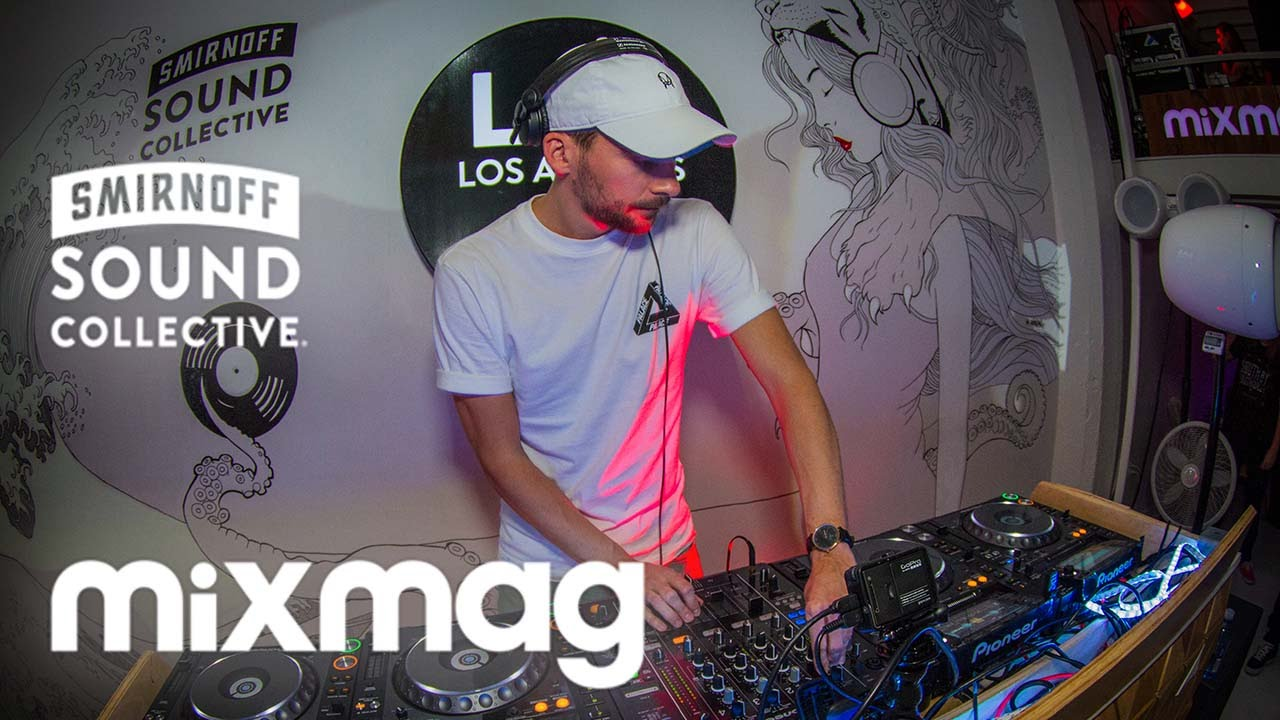Delta Heavy - Live @ Mixmag Lab LA 2016