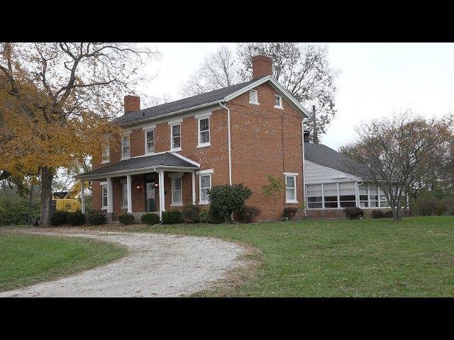 The  Cooper  House,  Fairfield,  Ohio
