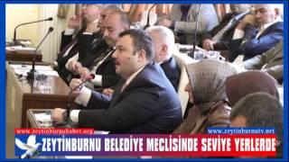 Zeytinburnu Meclisinde Seviye Yerlerde