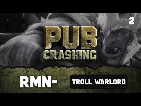 Pubs Crashing: rmN- on Troll Warlord vol.2