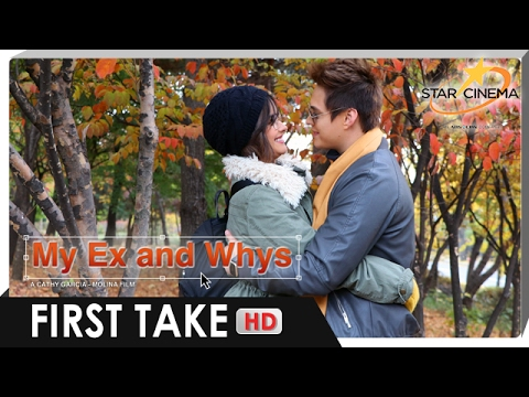 FIRST TAKE: My Ex and Whys | Enrique Gil, and Liza Soberano | 'My Ex and Whys'