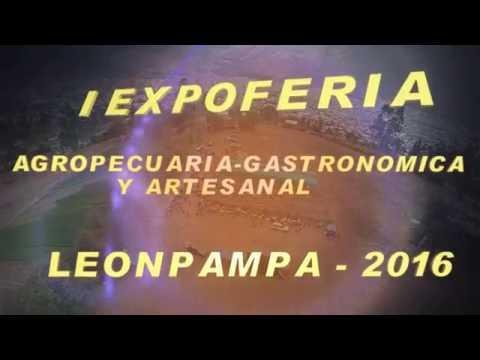 Vamos todos al I festival agroecologico, gastronomico y Artesanal de Leonpampa.