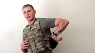 Tactical Gear Setup