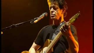 Lou Reed (1-21) paranoia key of E. Live 2000 Düsseldorf