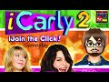 Icarly 2: Ijoin The Click wii Gameplay Feat Daxter5150
