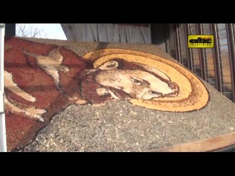 Retablo de maíz en Ñu Guasu