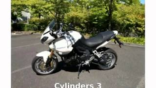 5. 2010 Triumph Tiger 1050 SE - Features
