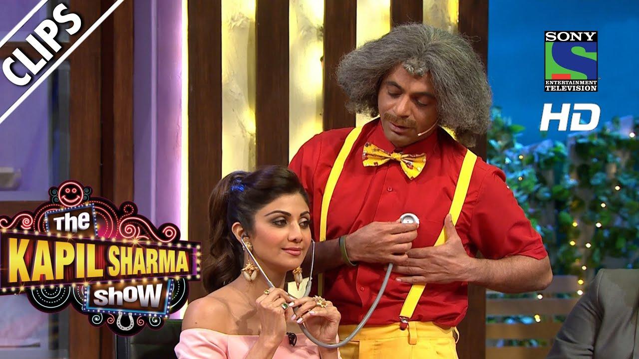 Dr. Gulati, As a Bahut Cute Dancer – The Kapil Sharma Show- Episode 39 – 3rd September 2016