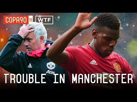 Video: Who Leaves Manchester United First: Pogba or Mourinho? | Walk Talk Football