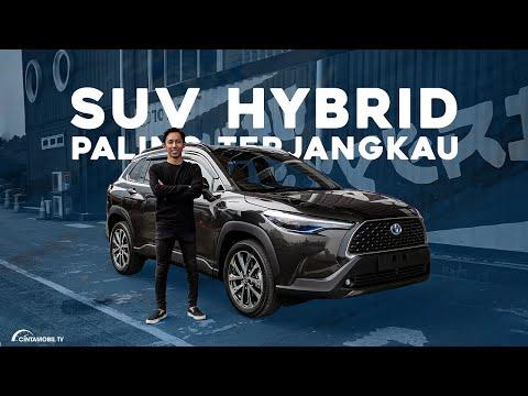 Toyota Corolla Cross 1.8 Hybrid AT 2020 Indonesia | Pesaing Terberat Honda CR-V | Cintamobil TV