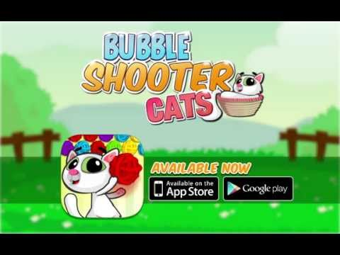 Video of Bubble Shooter Cat