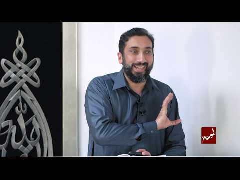 How The Devil Attacks From The Right - Khutbah By Nouman Ali Khan