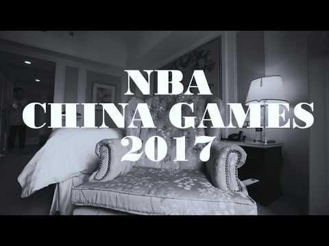 KEMAL PALEVI @ NBA CHINA GAMES 2017