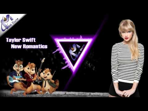 TAYLOR SWIFT - NEW ROMANTIC (Cover Chipmunks) @Cmunk Music