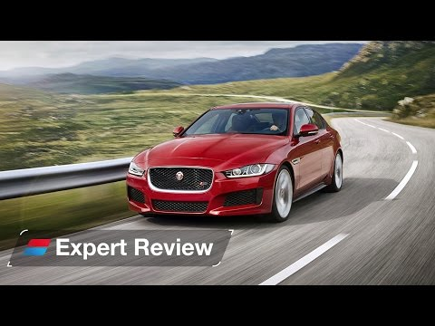 Jaguar XE car review