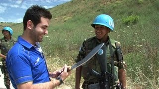 The Challenge - Hussein & the Nepalese Video