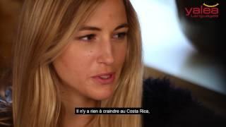 Yalea Languages - Découvre l'expérience de Nadja au Costa Rica