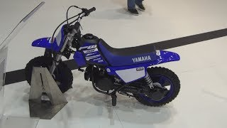 4. Yamaha PW50 (2019) Exterior and Interior