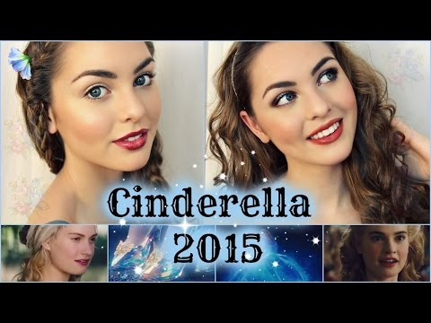 Video Lily James as Cinderella Makeup Tutorial! Natural & Glam Looks - Jackie Wyers download in MP3, 3GP, MP4, WEBM, AVI, FLV January 2017