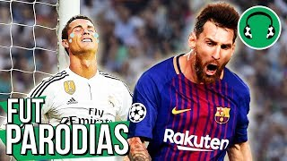 Video ♫ 3x0 - REAL MADRID APANHA DO BARCELONA EM CASA | Paródia Wrecking Ball - Miley Cyrus MP3, 3GP, MP4, WEBM, AVI, FLV Februari 2018