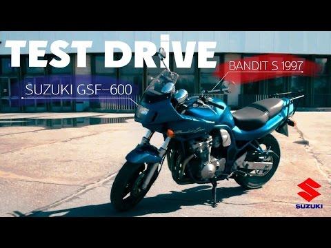 Suzuki bandit 600-фото снимок
