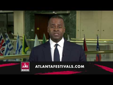 AJF 2017 | PSA with Mayor Kasim Reed