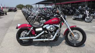 9. 306079 - 2012 Harley Davidson Dyna Street Bob   FXDB - Used motorcycles for sale