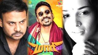 Dhanush's Maari, VIP 2 & Prabhu's Film Updates