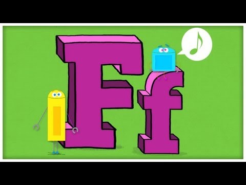 ABC Song: The Letter F, \