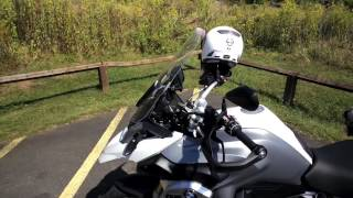 8. Review of the 2013 BMW R 1200 GS