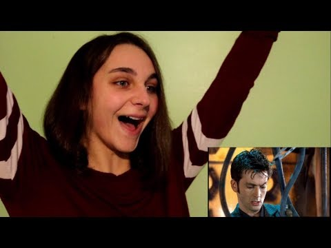 Doctor Who 3x11 Reaction
