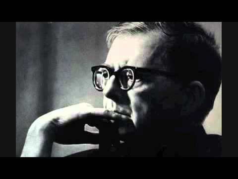 Shostakovich String Quartet No. 8 in C minor, Op. 110