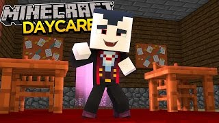 Minecraft Daycare : BABY DRACULA JOINS THE DAYCARE!