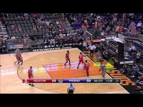 NBA Highlights: Rockets @ Suns 2/4/2016