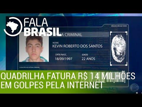 Polícia desarticular quadrilha especialista em golpes pela internet
