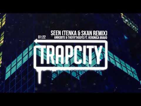 Anikdote & TheFifthGuys Ft. Veronica Bravo - Seen (Tenka & Skan Remix)